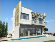 Contemporary style villa for sale in Peyia area of Paphos