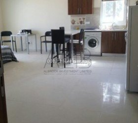 2 Bed Furnished (or not furnished) Flat for rent in Engomi