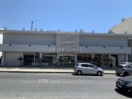 Shop 			 For Rent in Agios Spiridon, Limassol