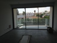 Completed modern two bedroom penthouse with roof garden in Agios Dometios