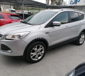 2015 Ford Kuga 2.0L Diesel Manual SUV