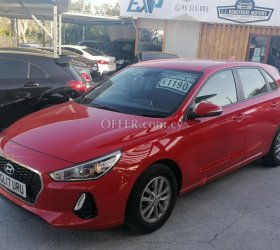 2017 Hyundai i30 1.0L Petrol Manual Hatchback