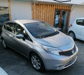 2014 Nissan Note 1.5L Diesel Manual Hatchback