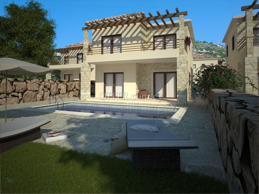 INVESTMENT PACKAGE OF 5 DETACHED THREE BEDROOM  HOUSES IN PEYIA - 3