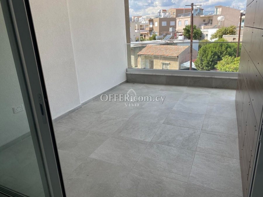 BRAND NEW TWO BEDROOM APARTMENT IN AG.ATHANASIOS - 4