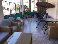 Three bedroom apartment for rent near Makarios Avenue in Limassol