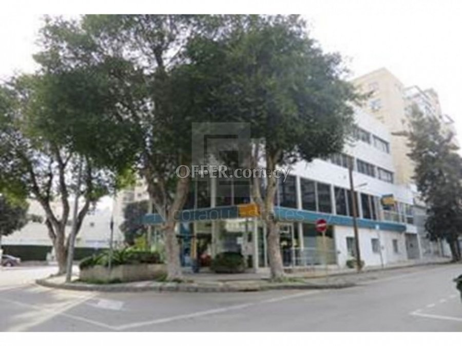 Two storey office with basement in the central business centre of Nicosia - 1