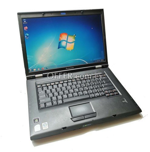 "Lenovo 3000 N200 15.4"" Laptop (Used) - 1"