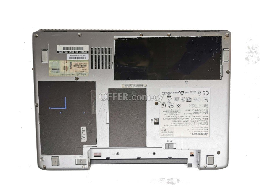 "Lenovo 3000 N200 15.4"" Laptop (Used) - 2"
