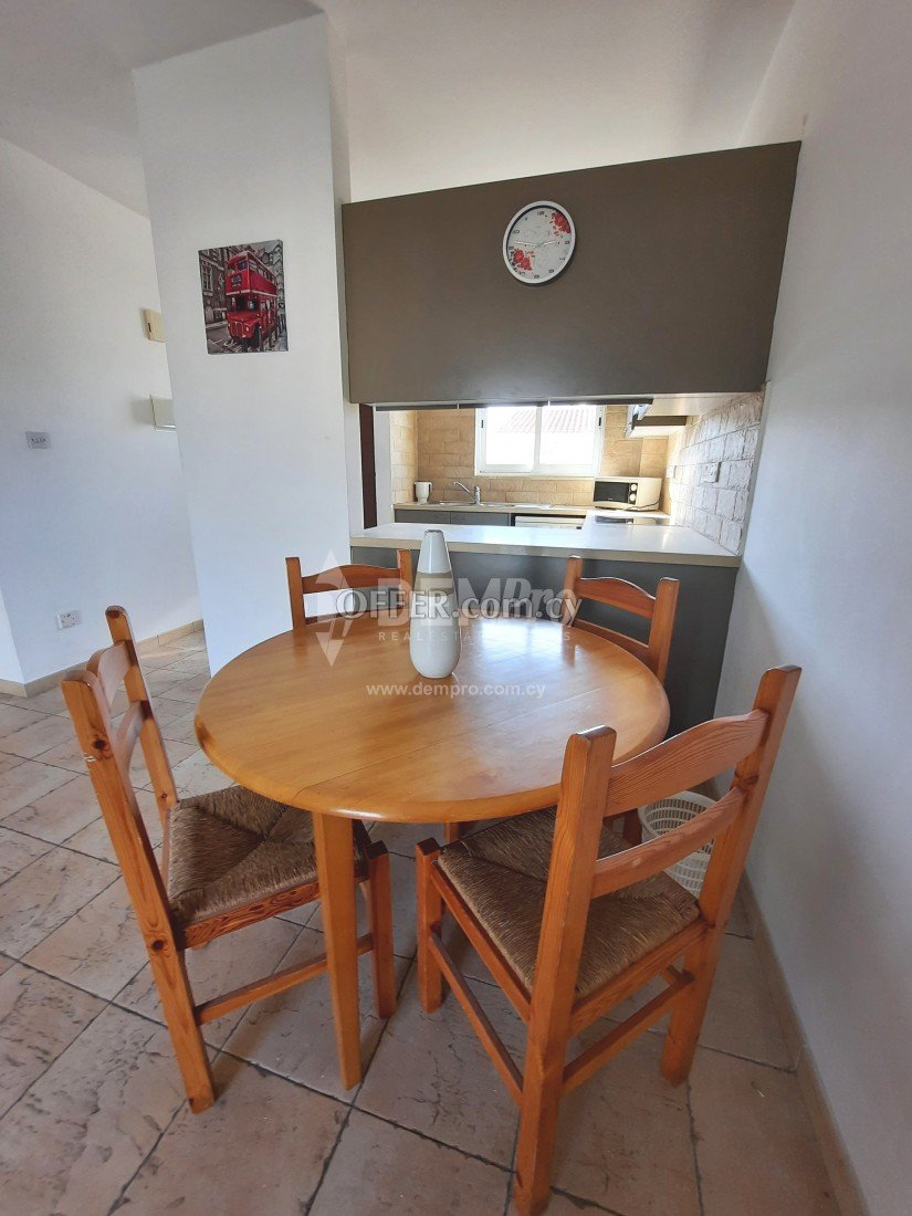 For Sale 1 bedroom apartment in Kato Paphos - universal - 4