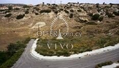 RESIDENTIAL PLOT OF 871 SQM  IN AGIOS TYCHONAS - 4