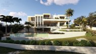 Massive Luxurious Five Bedroom Villa - Germasogeia - 1