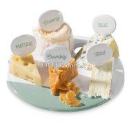 [8718033973223] Jamie Oliver Cheese Platter With Markers