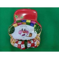 [5050565179012] Snow White Snowman Plastic Container Lid